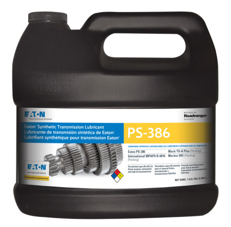Eaton has developed new lubricant specifications for its transmissions.