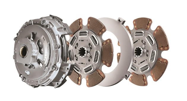 EverTough self-adjusting clutch.