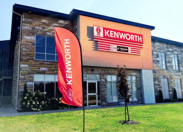 Kenworth Lanoraie.