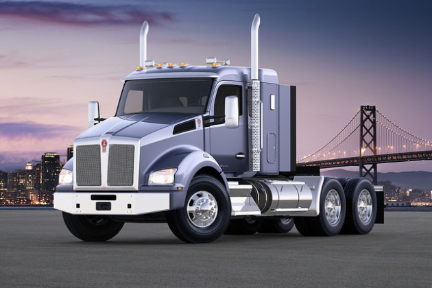 Kenworth's 40-inch sleeper.