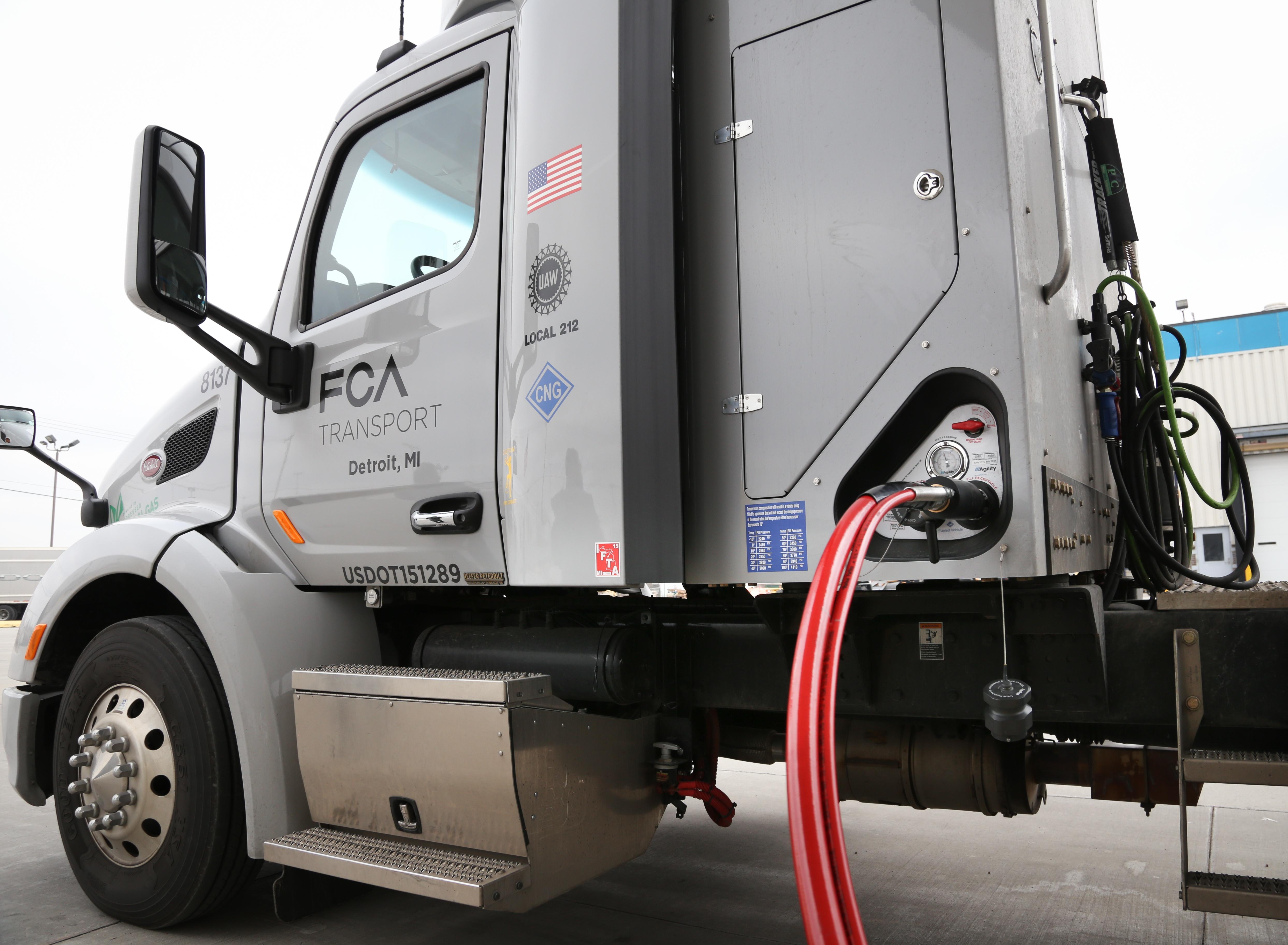 Chrysler Truck >> Chrysler Converting Truck Fleet To Natural Gas Truck News