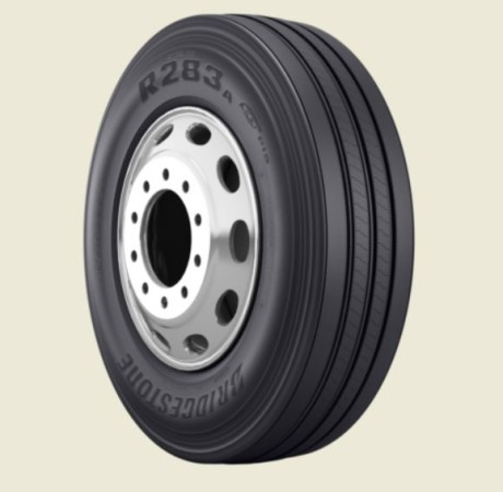 Bridgestone R283A™ Ecopia™ steer tire.