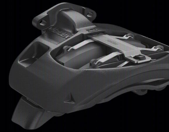 Haldex ModulT Air Disc Brake