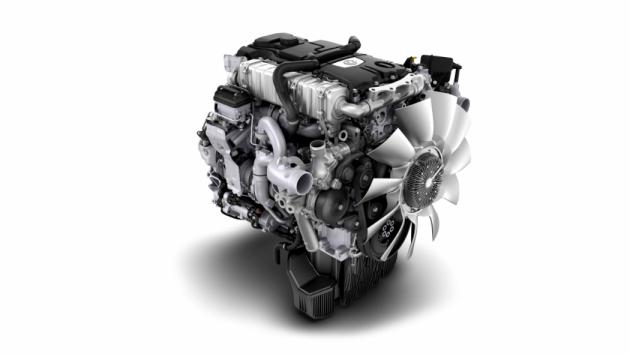 Daimler's Detroit DD5 engine.