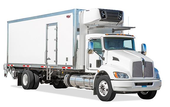 Wabash has developed composite truck bodies and a prototype composite reefer trailer.