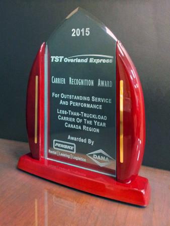 2015 Dana Award
