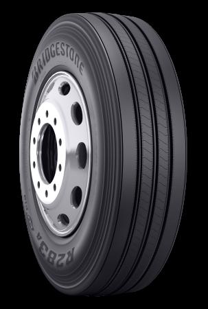 The Bridgestone R283A Ecopia tire.