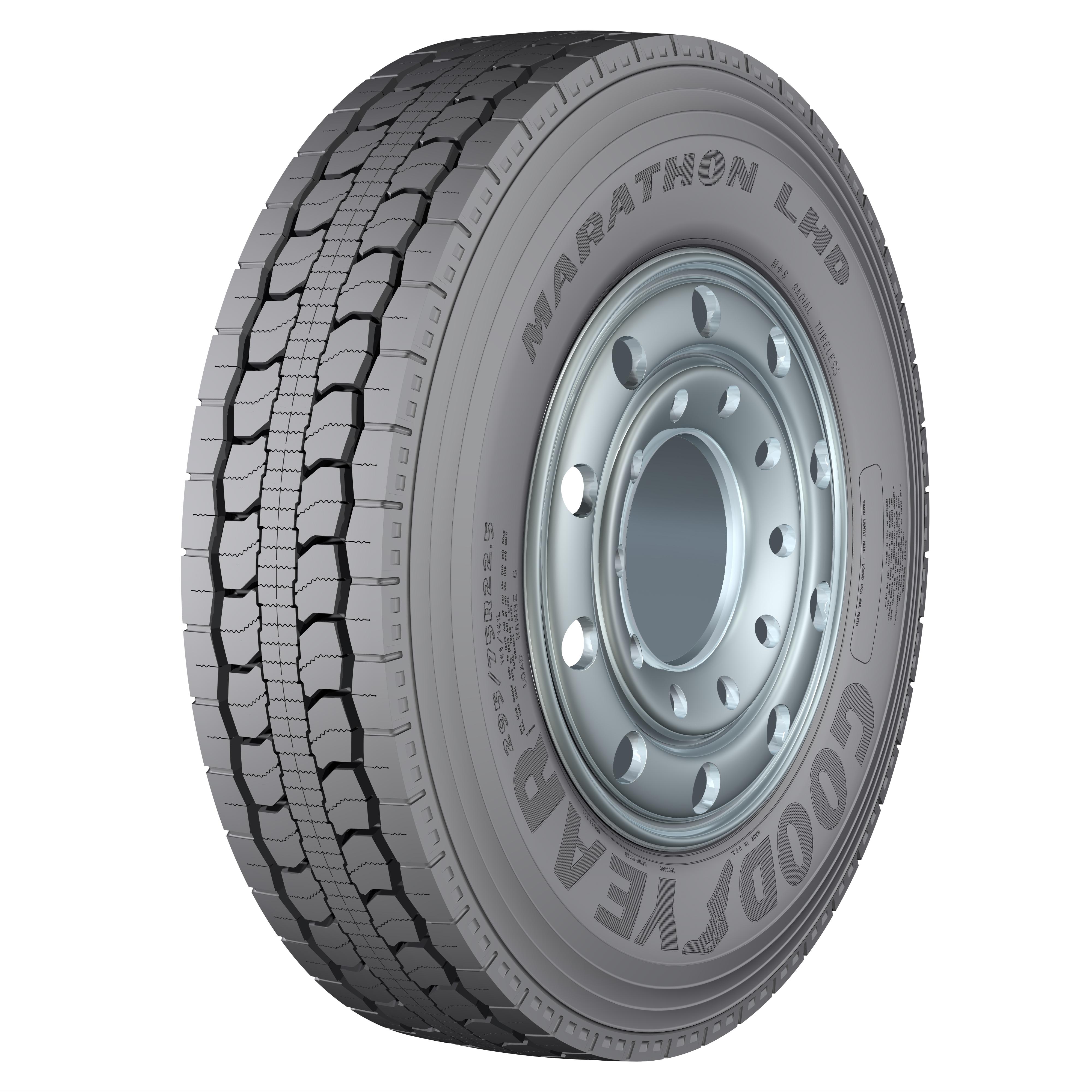 goodyear rolls out new marathon tire line truck news. Black Bedroom Furniture Sets. Home Design Ideas