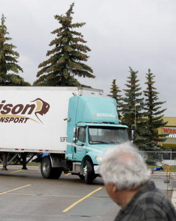 Drivers competed in the 2016 AMTA Professional Truck Driving Championships in Red Deer June 25.
