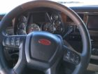 The Heritage truck has a stylish dash