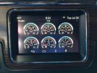 Digital gauges on the SmartNav display