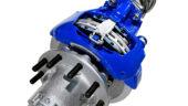 Bendix ADB22X-LT air disc brake.