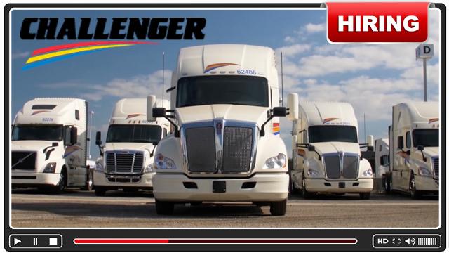 challenger motor freight truck news