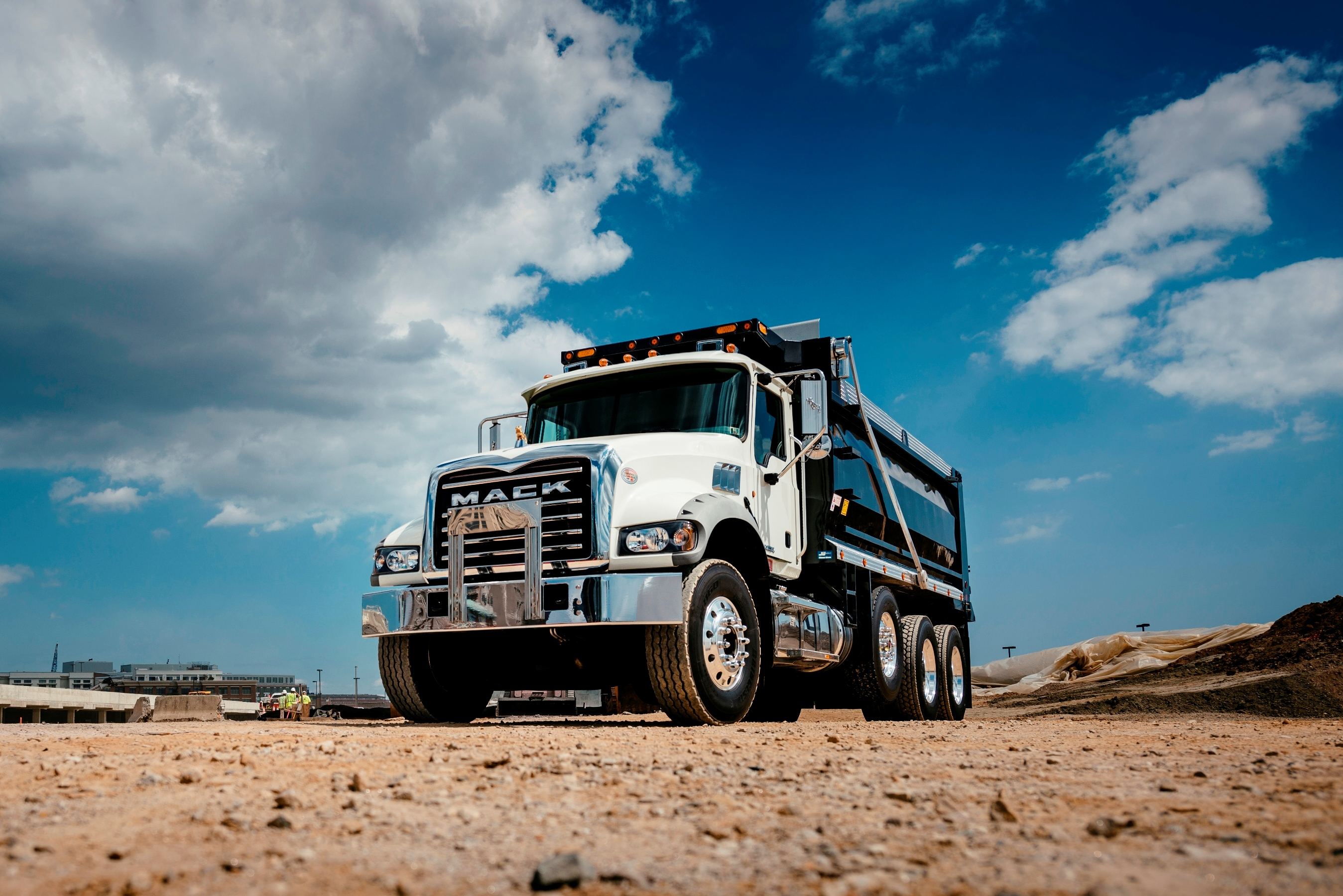 Ford Trucks 2016 >> Not your average Mack Ride and Drive - Truck News