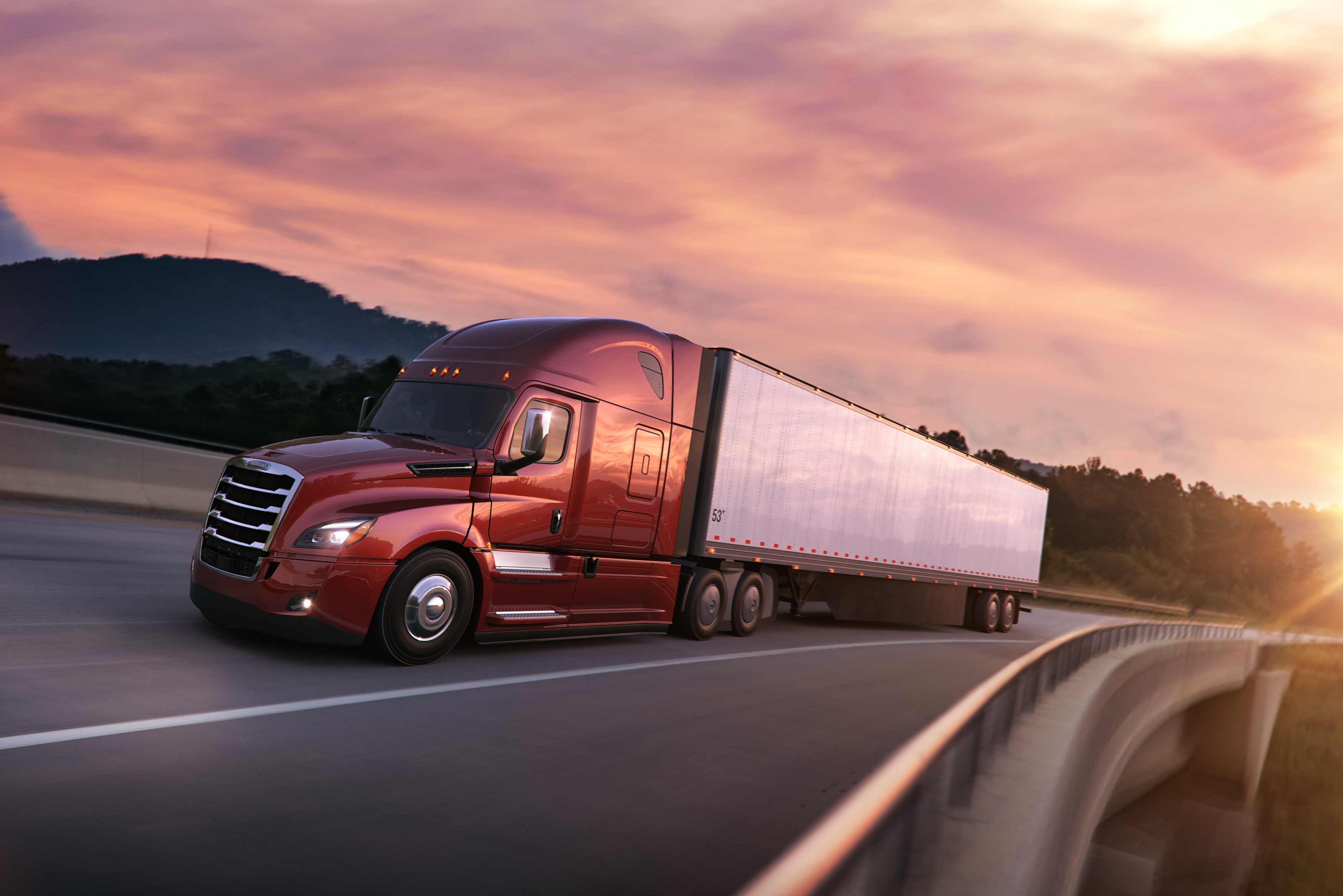 Freightliner Takes Wraps Off New Cascadia Truck News