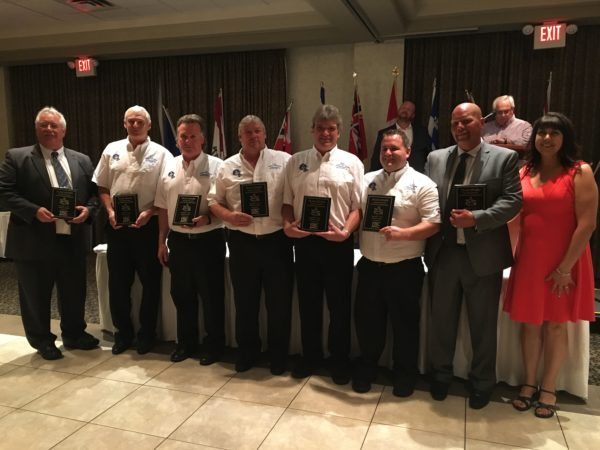 Ontario wins team award at 2016 NPTDC.