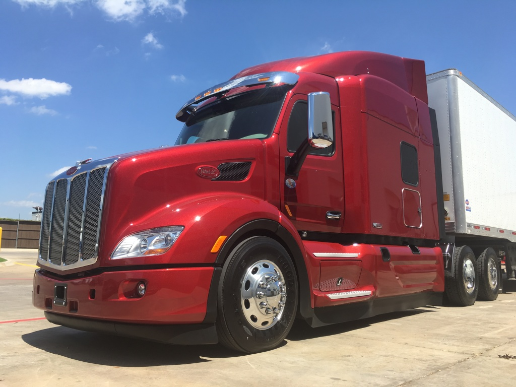 2017 Peterbilt 579 >> Driving the new Paccar rear axle, 2017 MX engines - Truck News