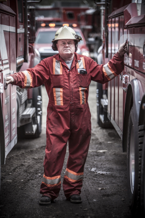 Jamie Davis, owner of Jamie Davis Motor Truck and Auto and star of Discovery Channel's Highway Thru Hell, says the trucking industry's increased focus on safety has forced him to change is business approach, with a move away from heavy recovery.
