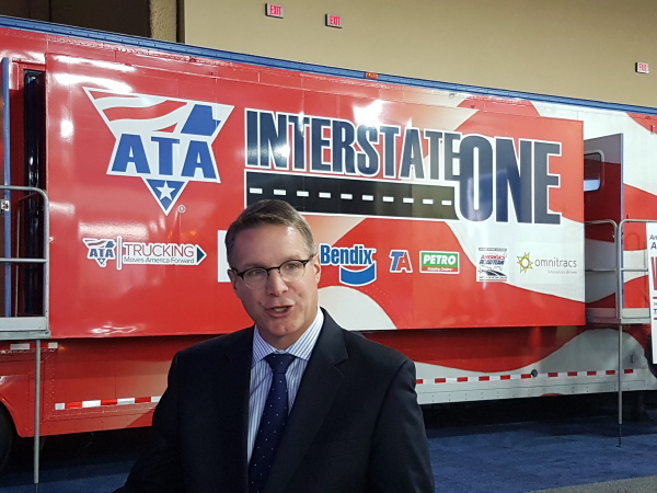 ATA president Chris Spear.