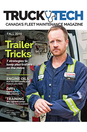 Current Issue - Truck Tech