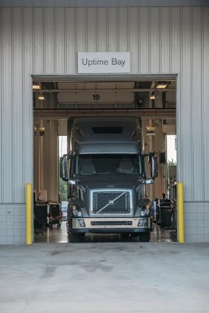 Mack, Volvo Uptime Centers seeing impressive benefits - Truck News