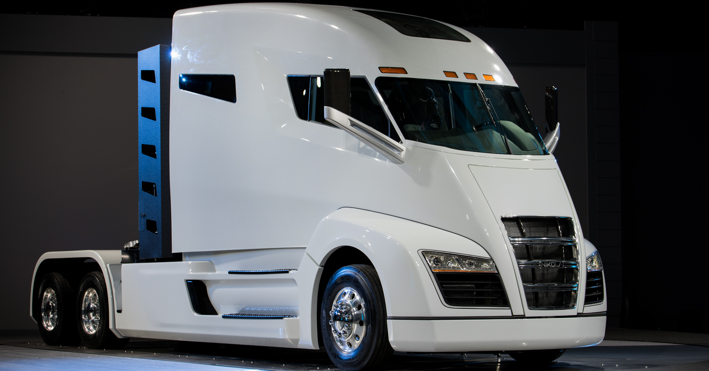Nikola Introduces Its Electric Truck  The Nikola One