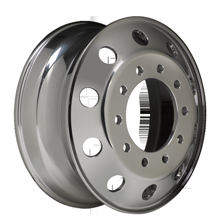 Accuride has come out with a 40-lb aluminum wheel.