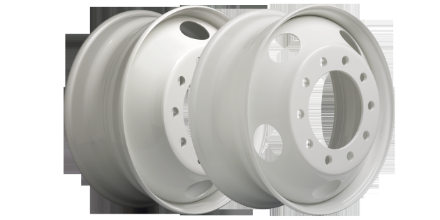 Accuride has come out with what it claims to be the lightest steel wheel in the world.