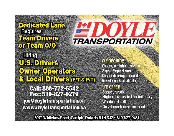 Doyle Transportation