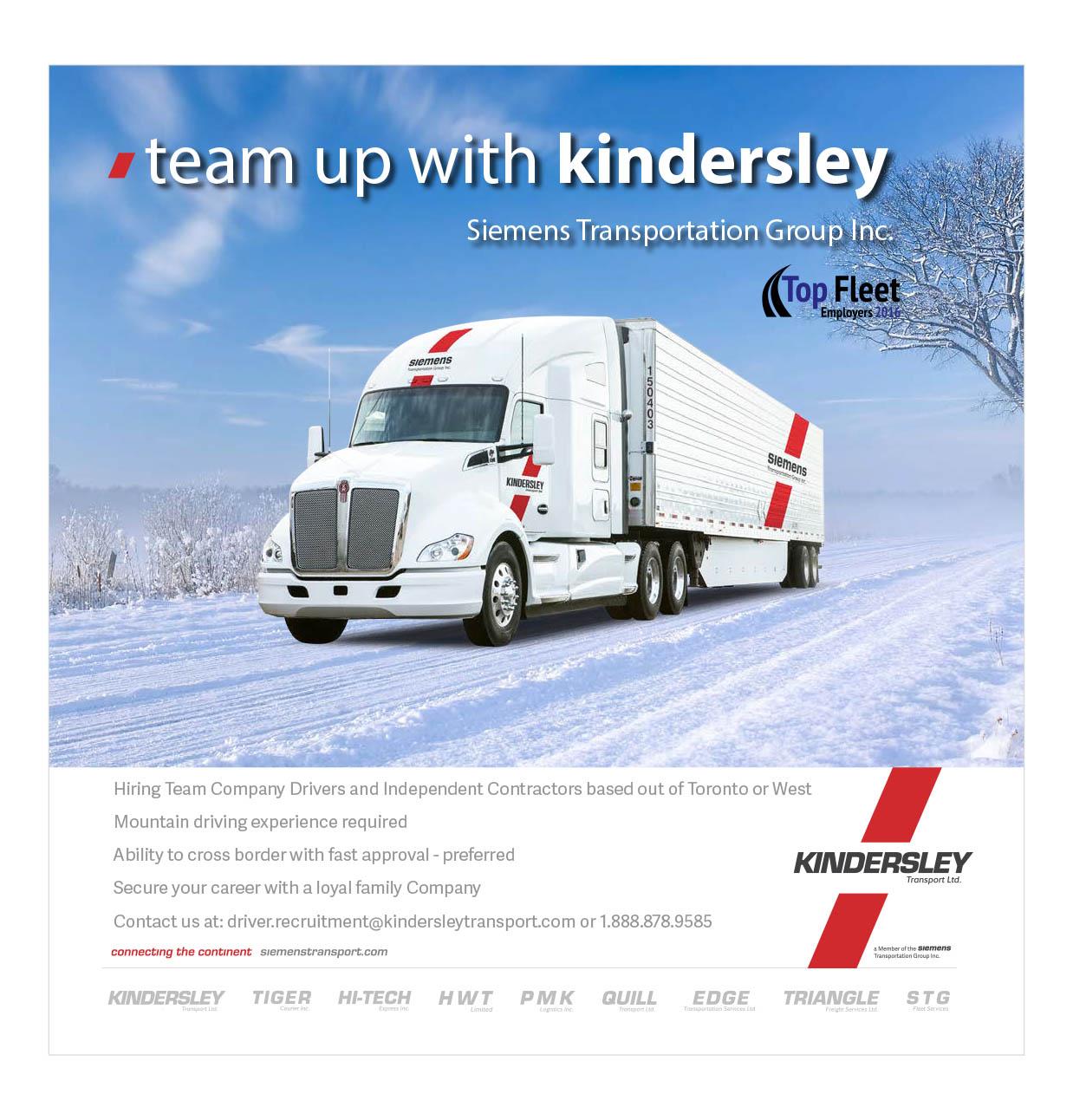 Kindersley Transport