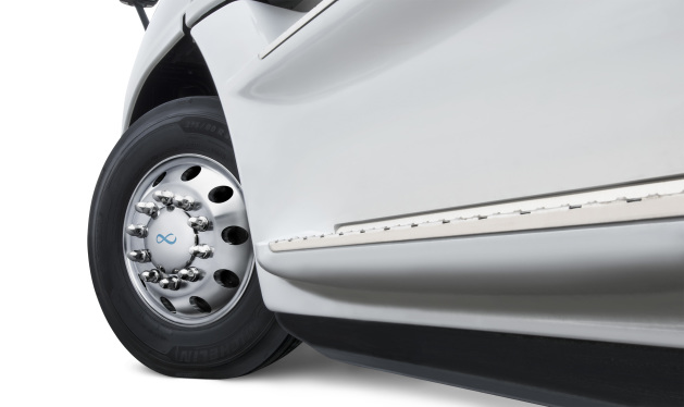 Maxion is bringing to market its first aluminum commercial vehicle wheels