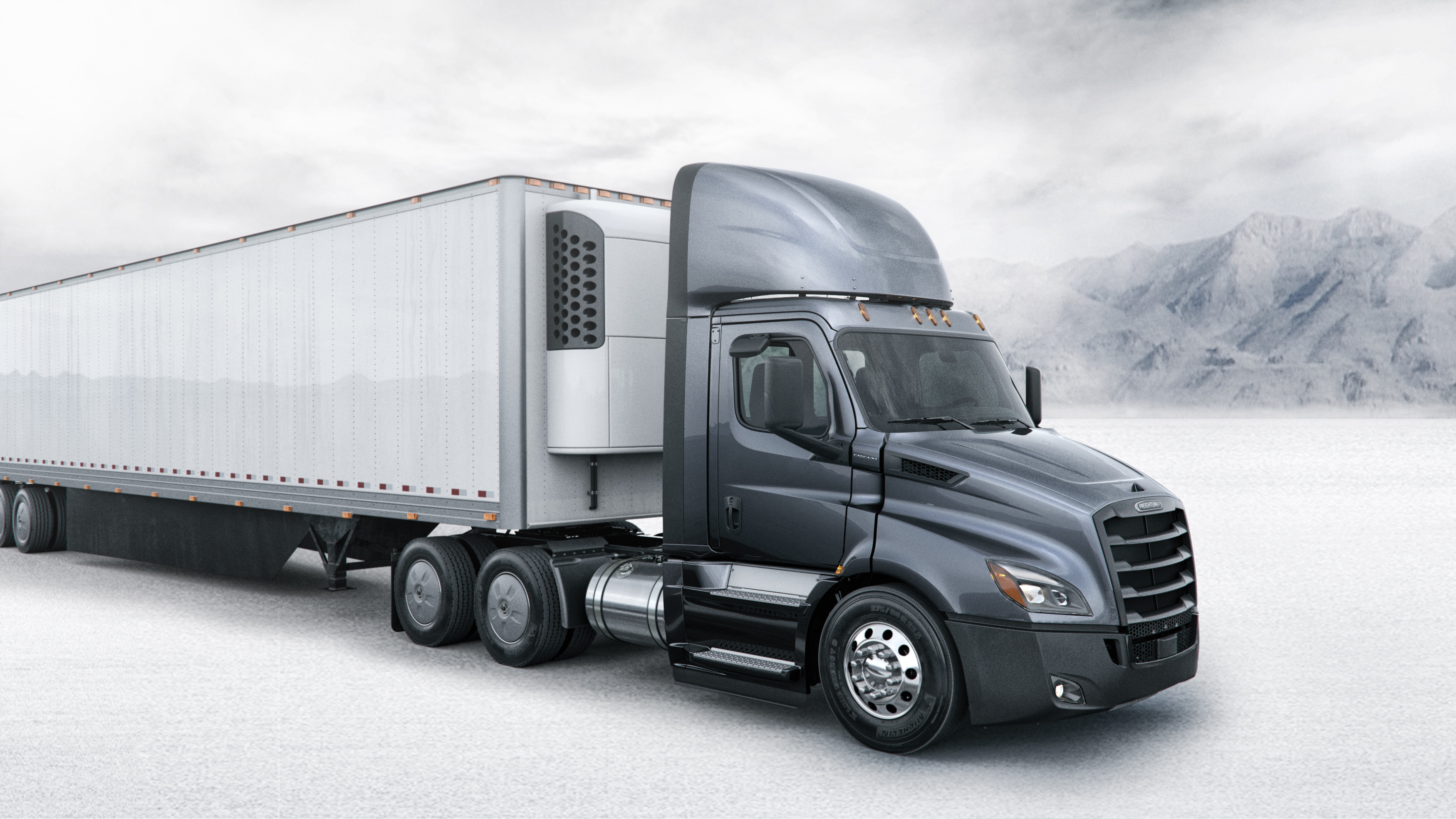 Freightliner's new Cascadia in production - Truck News