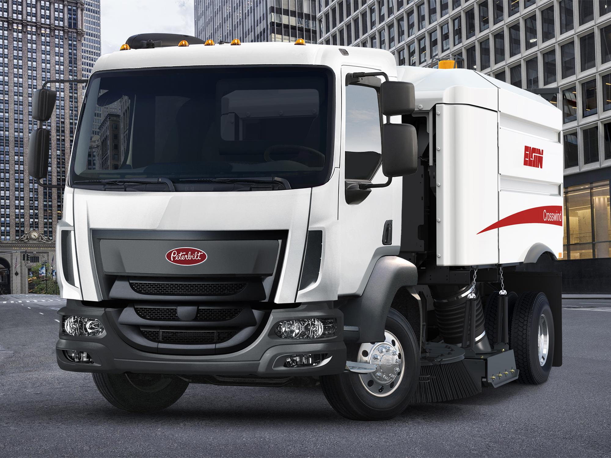 Peterbilt improves its Model 220 - Truck News
