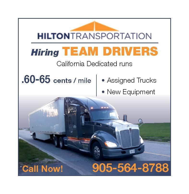 Hilton Transportation
