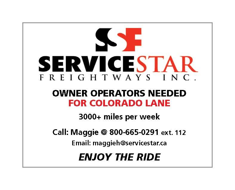 Service Star Freightways