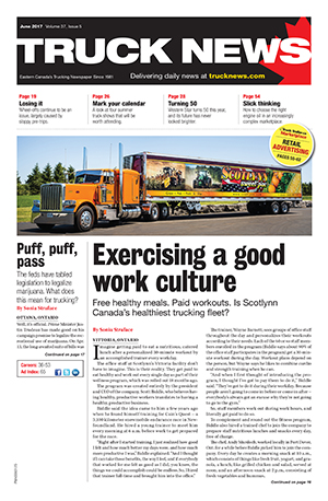 Current Issue - Truck News
