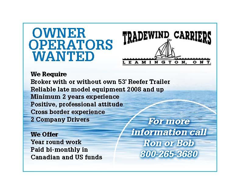 Tradewind Carriers