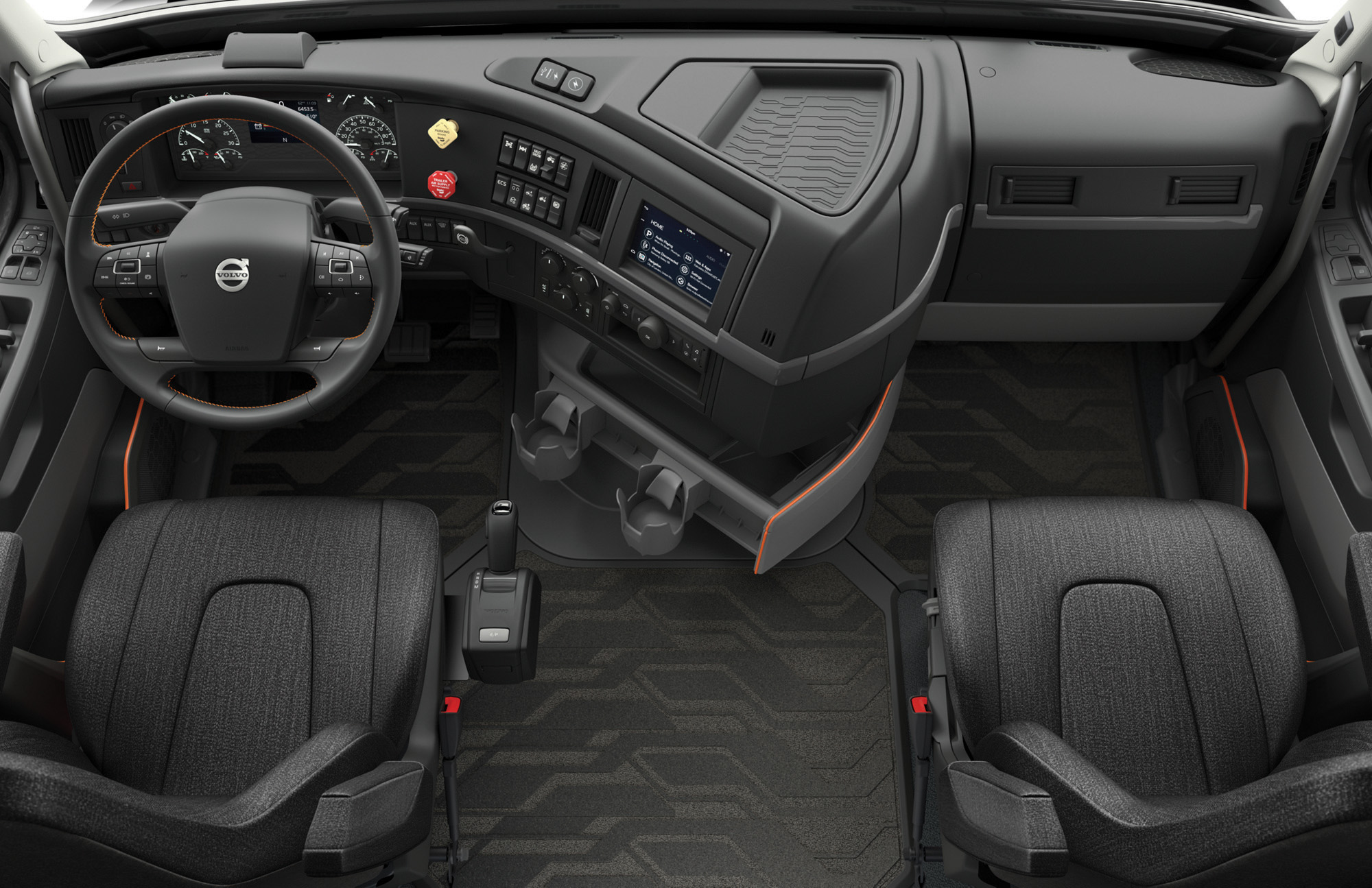 Driving the new Volvo VNR - Truck News