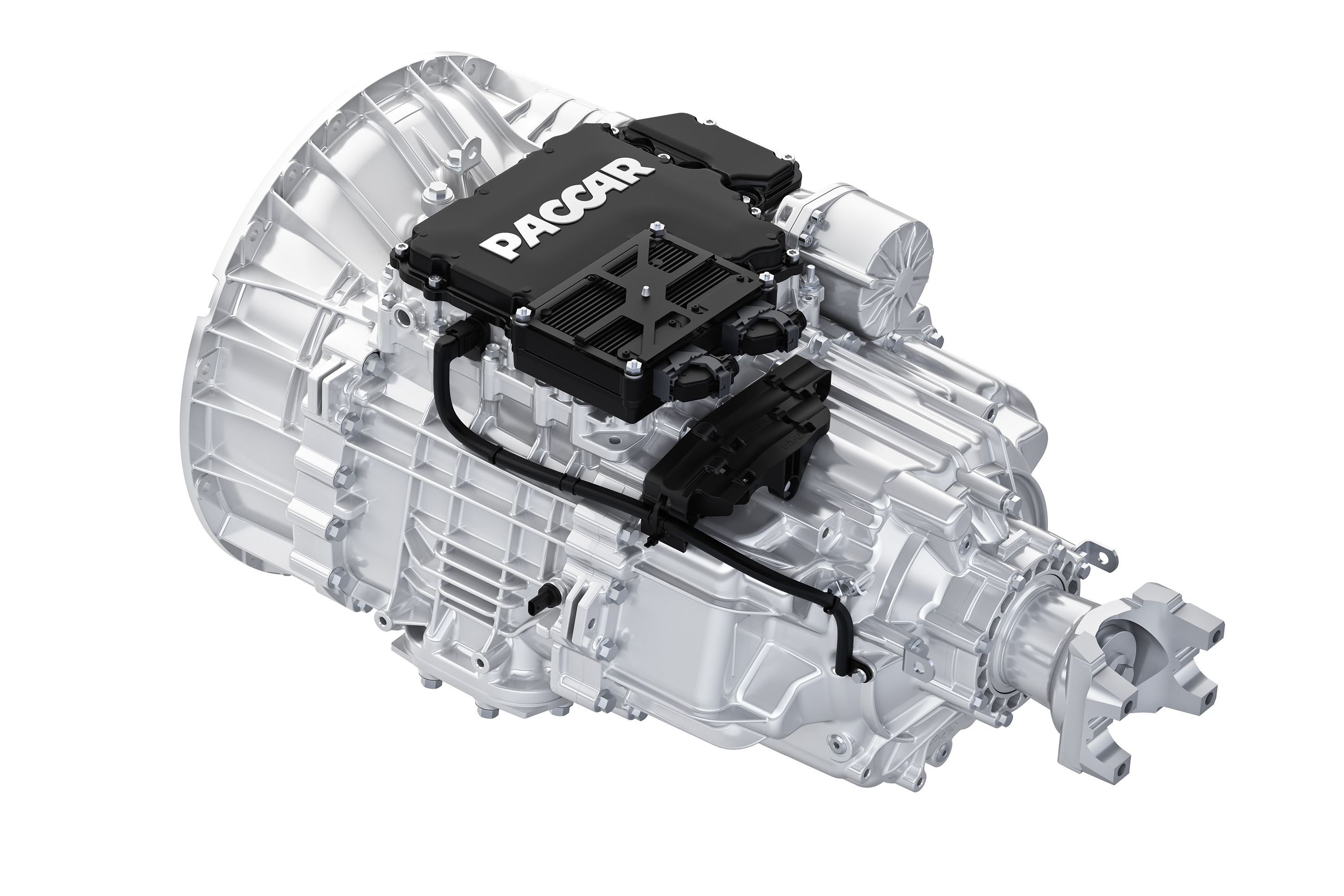 The new Paccar transmission