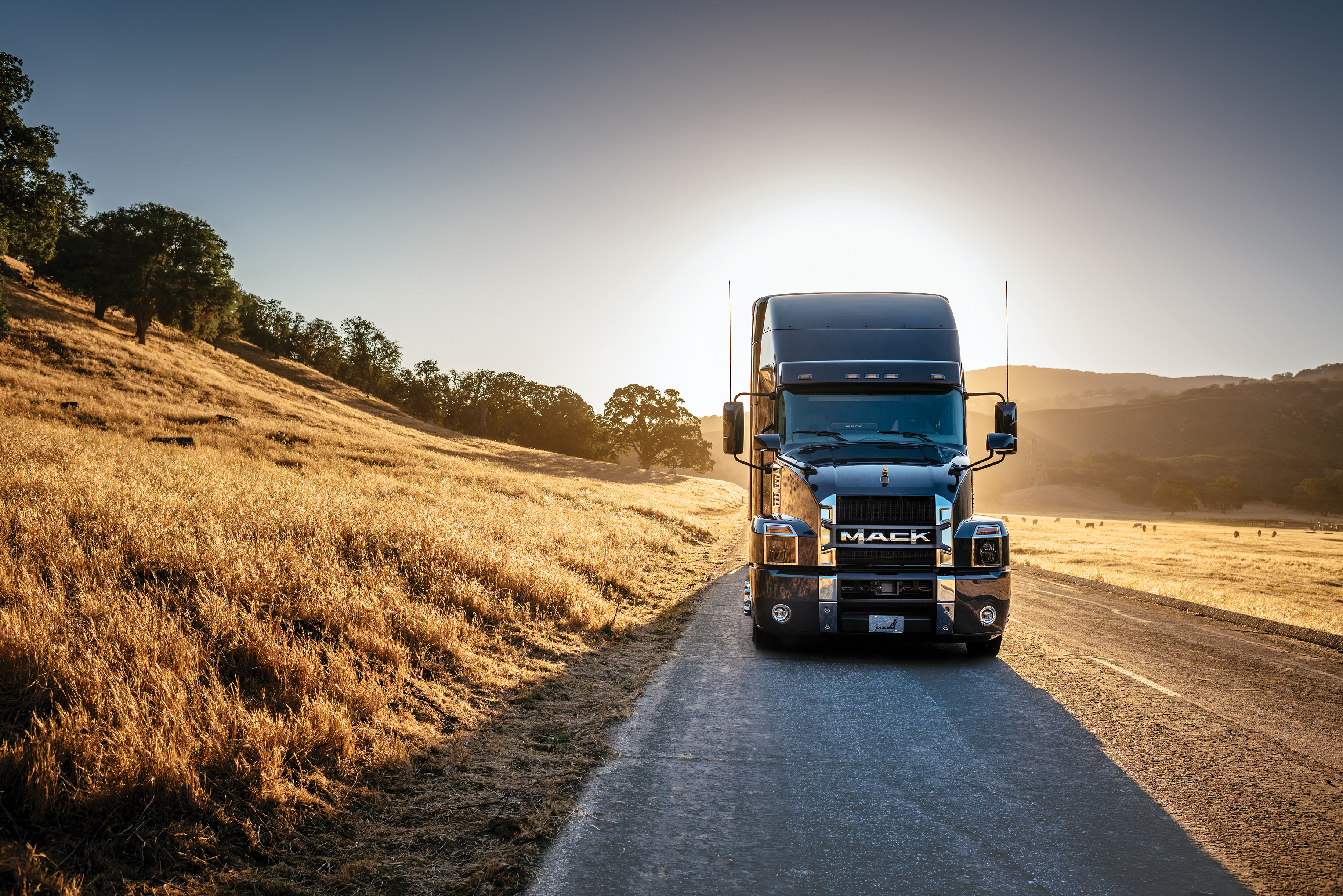 Mack Brings Anthem To Mexican Market Truck News