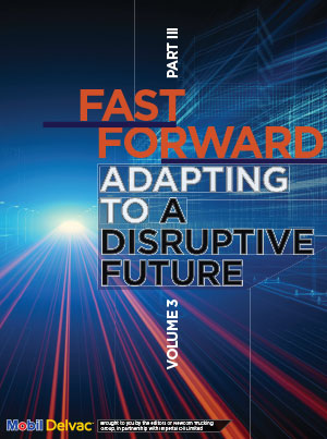 Current Issue - Future Of Trucking
