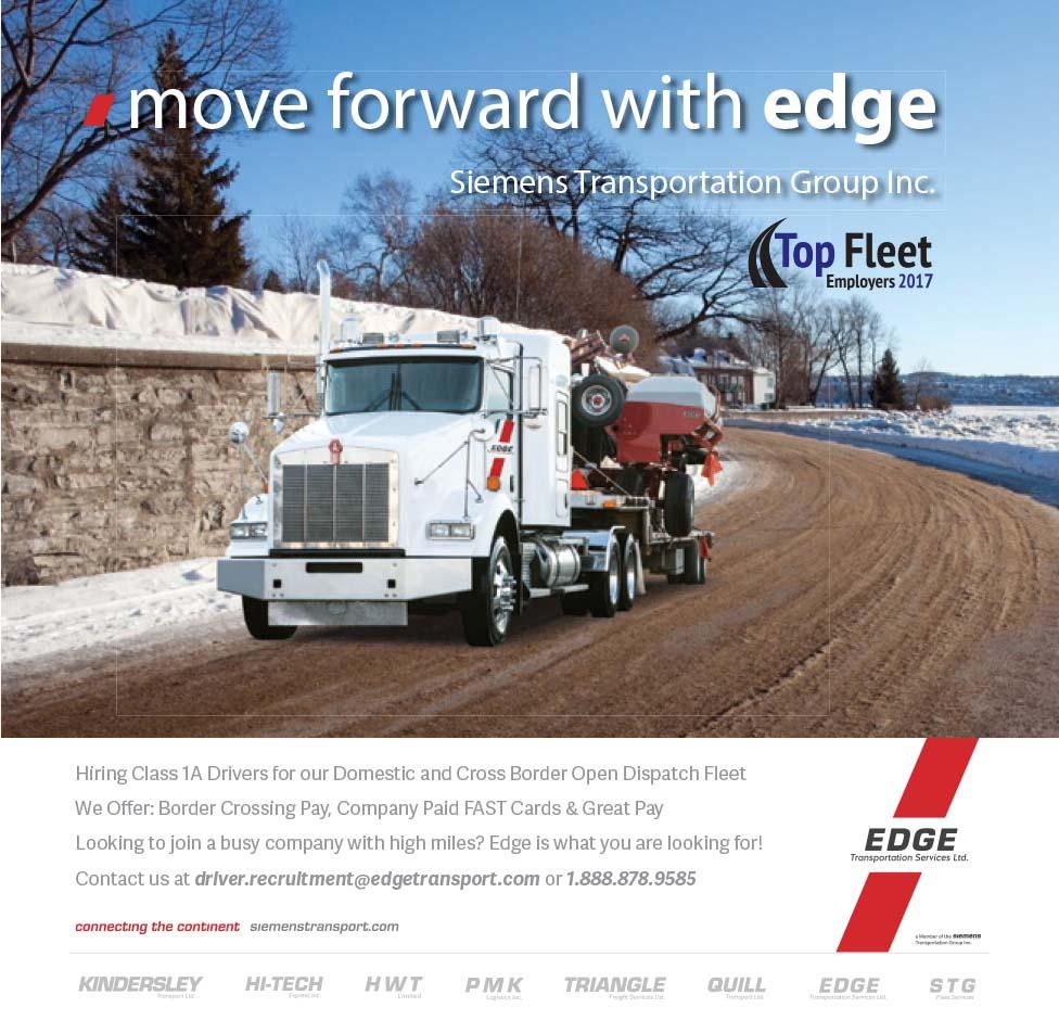Edge Transportation Services – Truck West