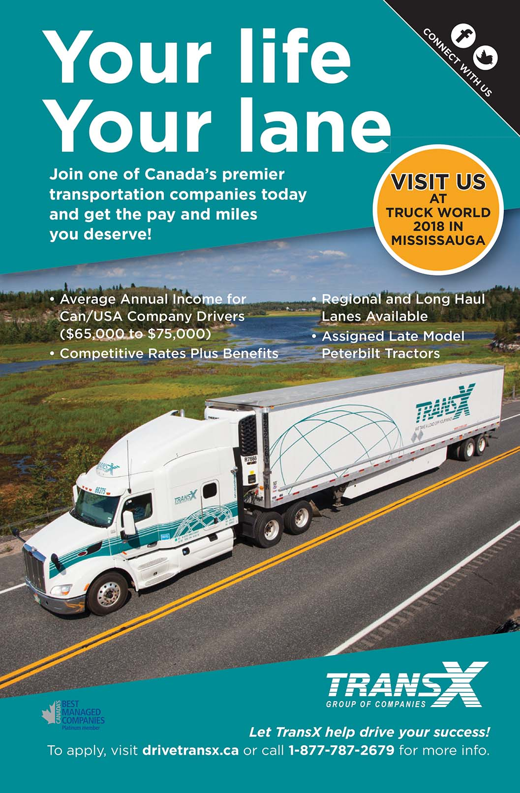 TransX Group Of Companies – Truck West