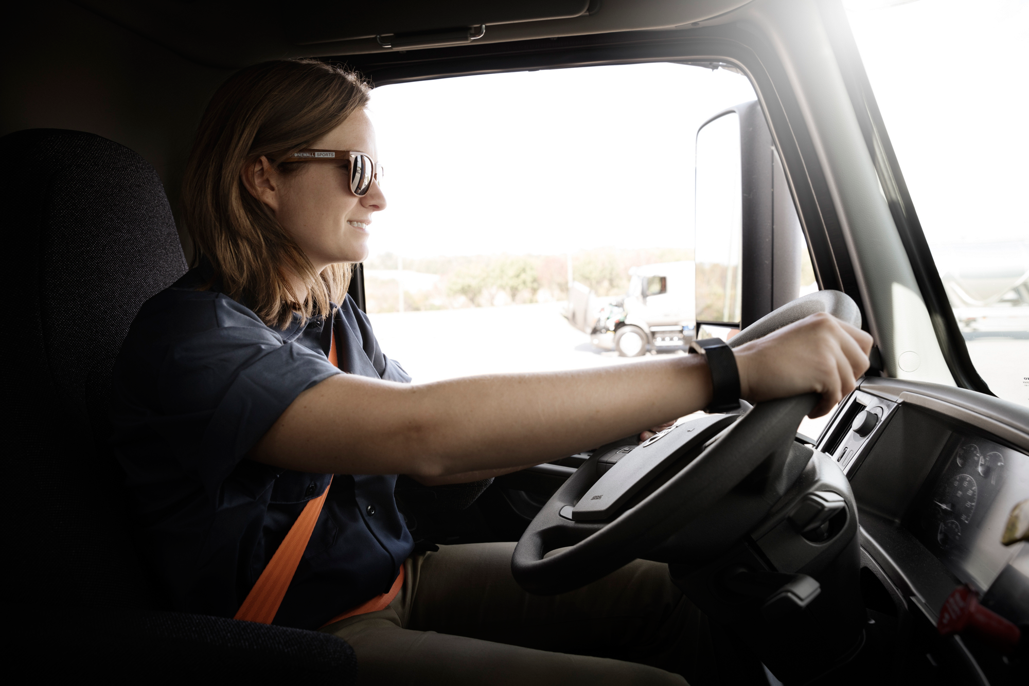Volvo says automation won't displace drivers - Truck News