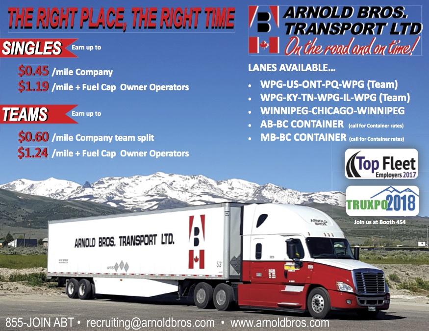 Arnold Bros. Transport – West