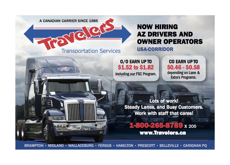 Travelers Transportation