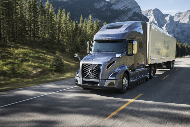 Volvo brings natural gas to the vnl 300 daycab truck news - Volvo vnl wallpaper ...