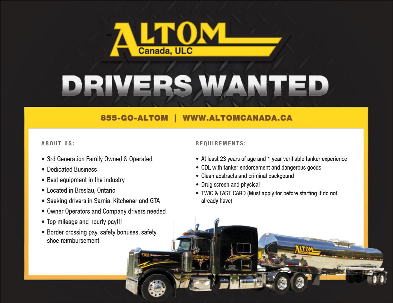 Altom Canada - Truck News