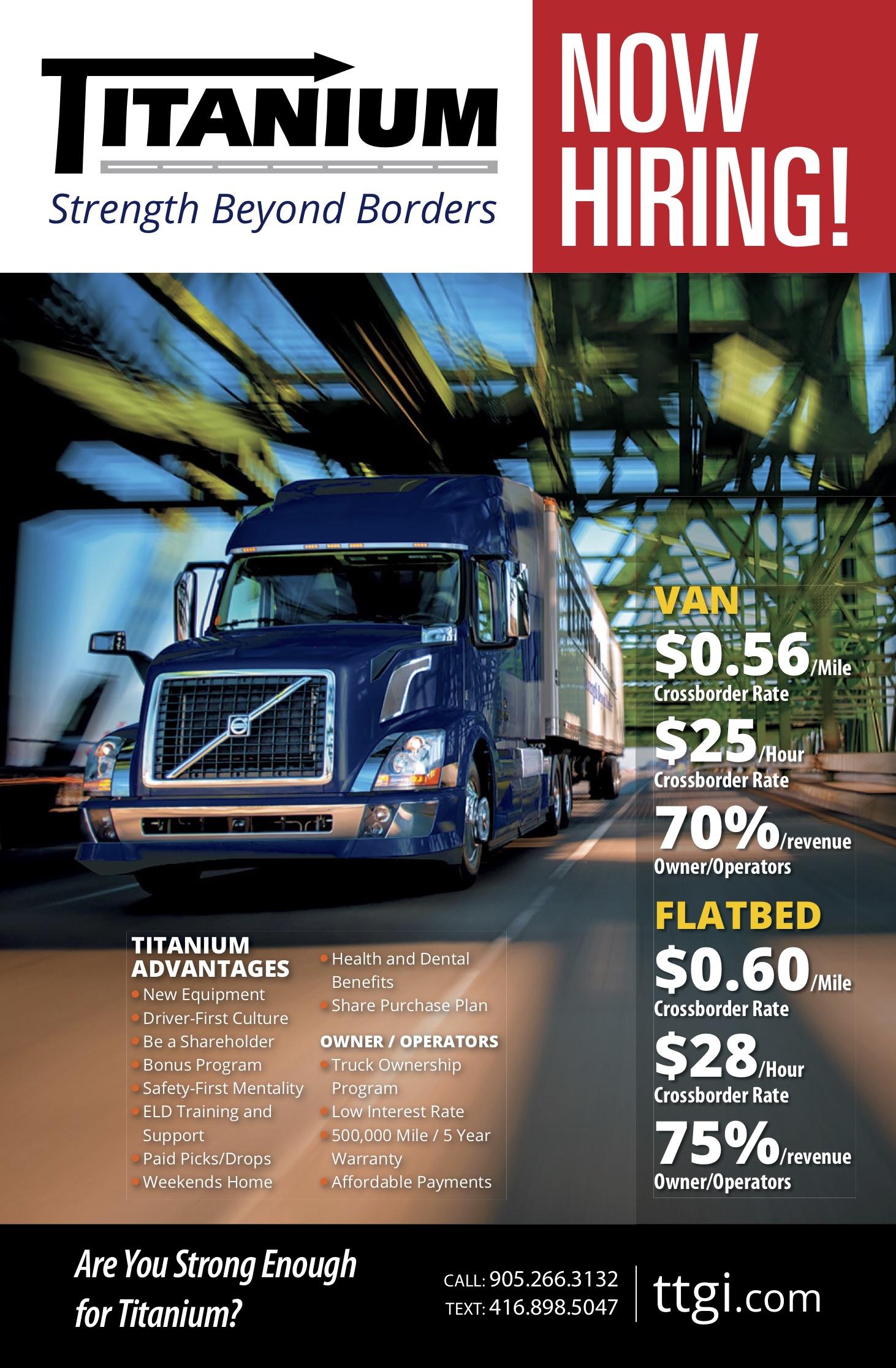 Titanium Transportation