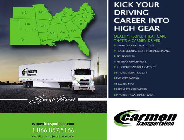 Carmen Transportation